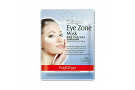 [PUREDERM] Collagen Eye Zone Mask - 1pack (30pcs)