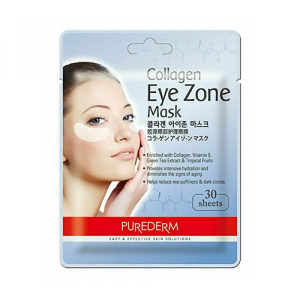 [PUREDERM] Collagen Eye Zone Mask - 1pack (30pcs)