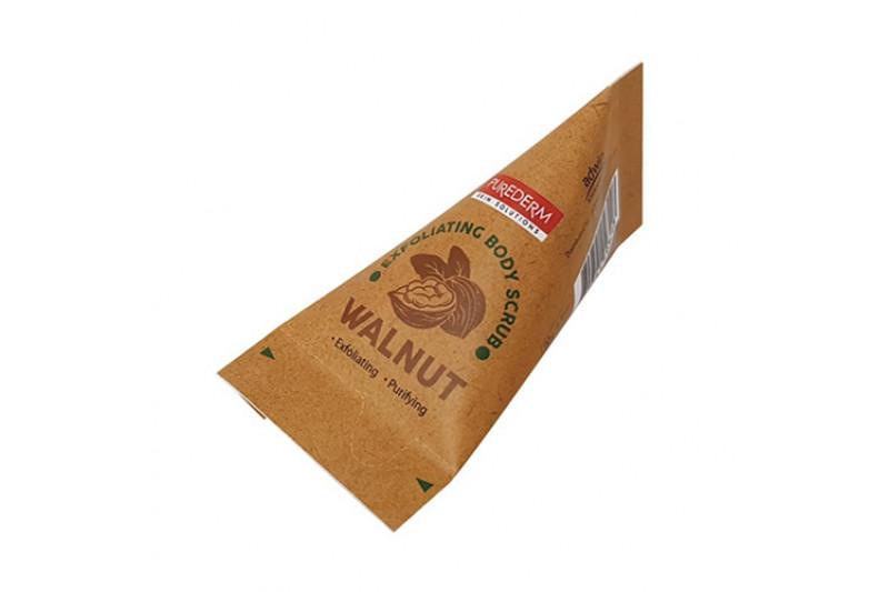 [PUREDERM] Body Scrub - 1pcs No.Walnut Exfoliating