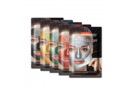 W-[PUREDERM] Galaxy Peel Off Mask - 1pcs x 10ea