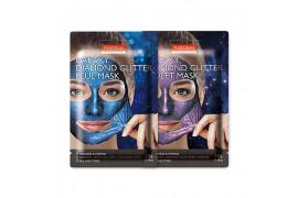 [PUREDERM] Galaxy Diamond Glitter Mask - 1pcs