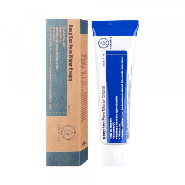 [PURITO] Deep Sea Pure Water Cream - 50g