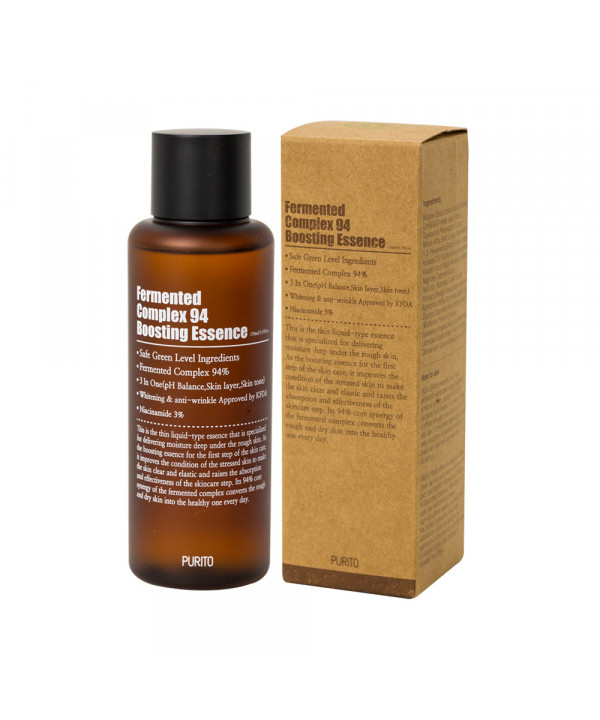 [PURITO] Fermented Complex 94 Boosting Essence - 150ml