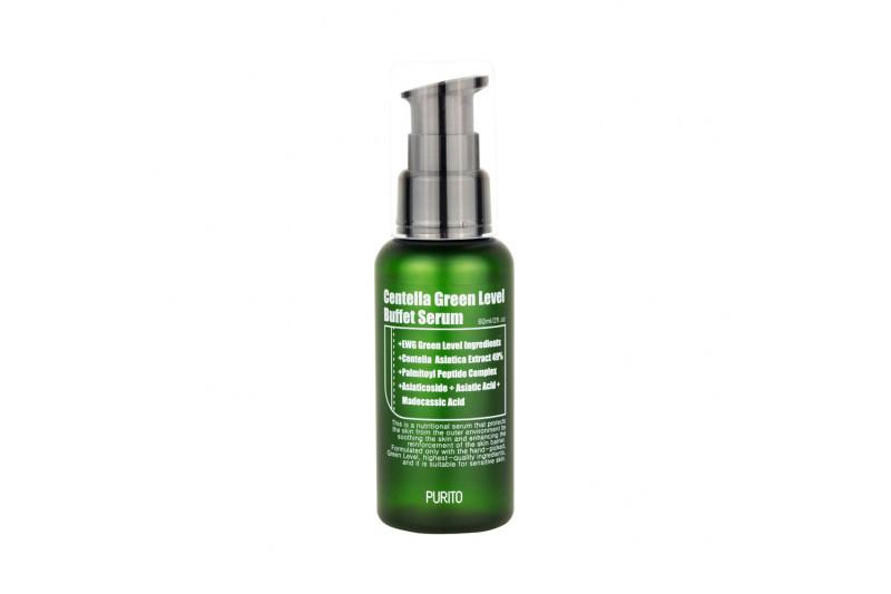 [PURITO] Centella Green Level Buffet Serum - 60ml