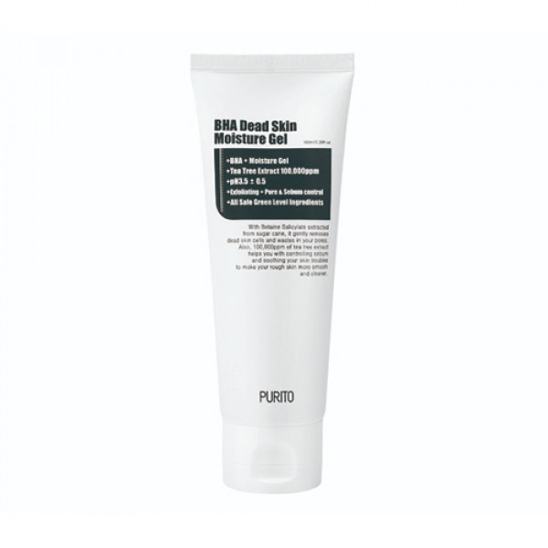 [PURITO] BHA Dead Skin Moisture Gel - 100ml