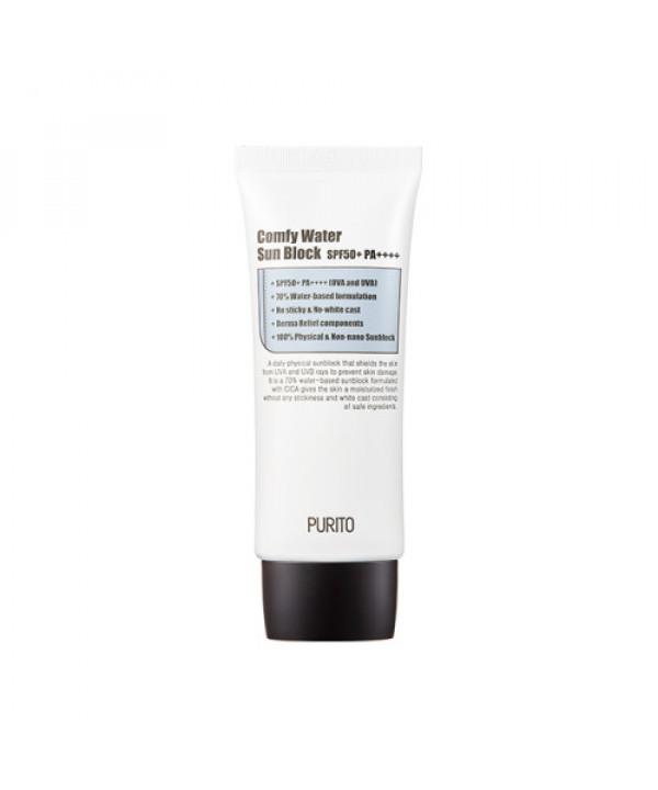 [PURITO] Comfy Water Sun Block - 60ml (SPF50+ PA++++)