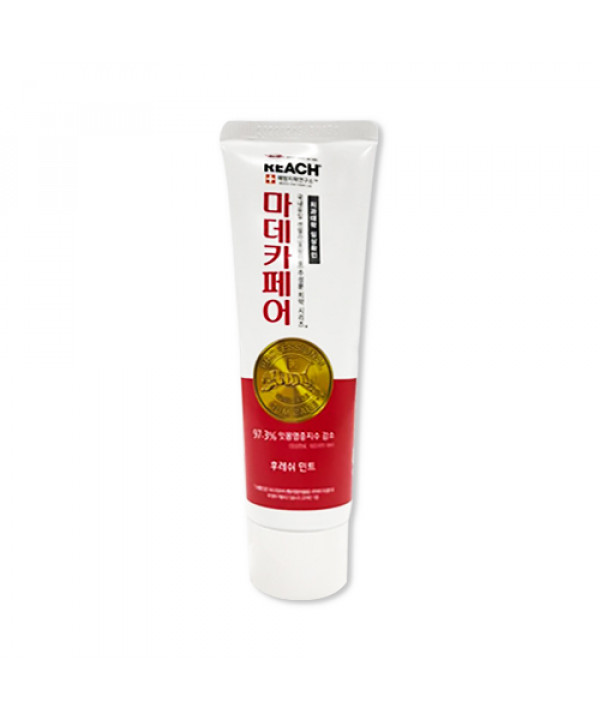 [REACH] Madecapair Toothpaste - 100g No.Fresh Mint