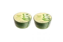 [Request] FOODAHOLIC Aloe Vera 99% Soothing Gel - 300ml ⅹ 2