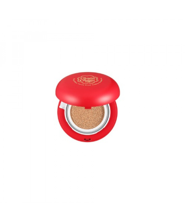 [Request] CHUPACHUPS  Candy Glow Cushion Straweberry 1.0 Ivory SPF50+ PA++++ - 14g