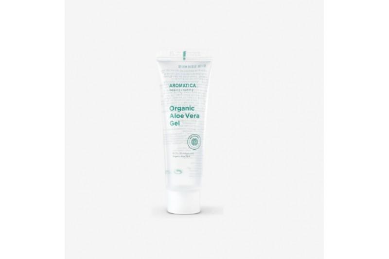 [Request] AROMATICA  Organic Aloe Vera Gel(miniature) - 50ml