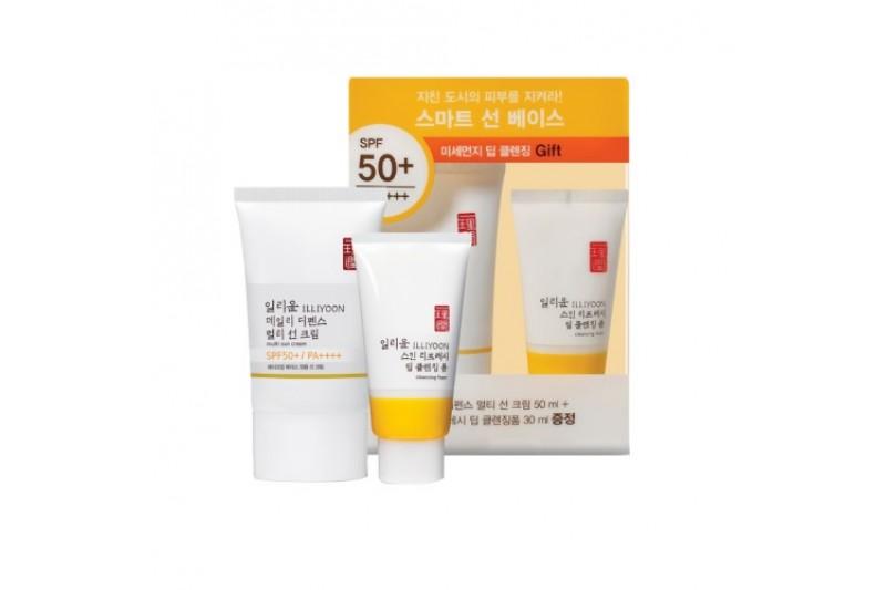 [Request] ILLIYOON Daily Defence Multi Sun Cream Set