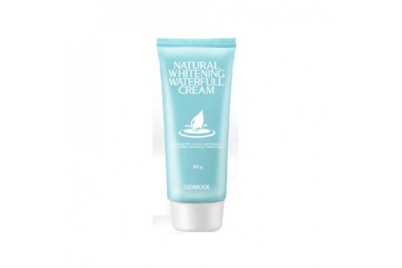[Request] SIDMOOL  Natural Whitening Waterfull Cream - 80g