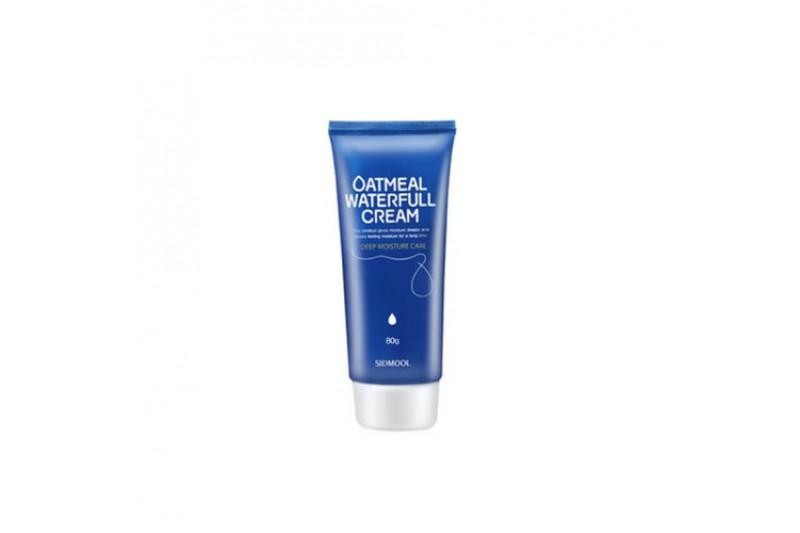 [Request] SIDMOOL  Oatmeal Waterfull Cream - 80g