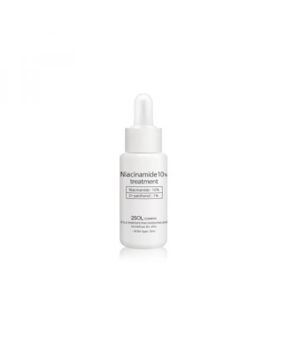 [Request] 2SOL  Niacinamide 10% Treatment - 30ml