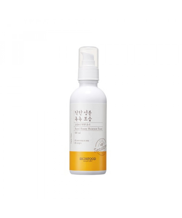 [Request] SKINFOOD  Royal Honey Moisture Toner - 180ml