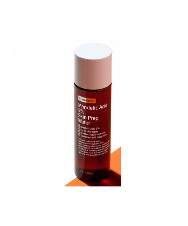 [Request] BY WISHTREND  Mandelic Acid 5% Skin Prep Water - 120ml