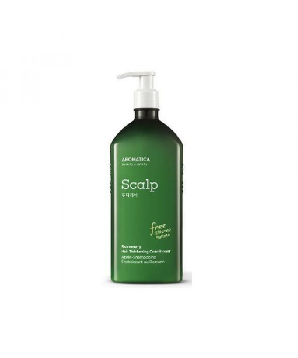 [Request] AROMATICA  Rosemary Hair Thickening Conditioner - 400ml