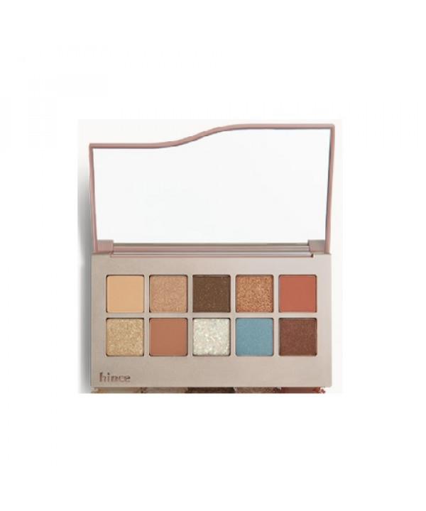 [Request] HINCE  New Depth Eyeshadow Palette - 9.8g #Gentle & Firm