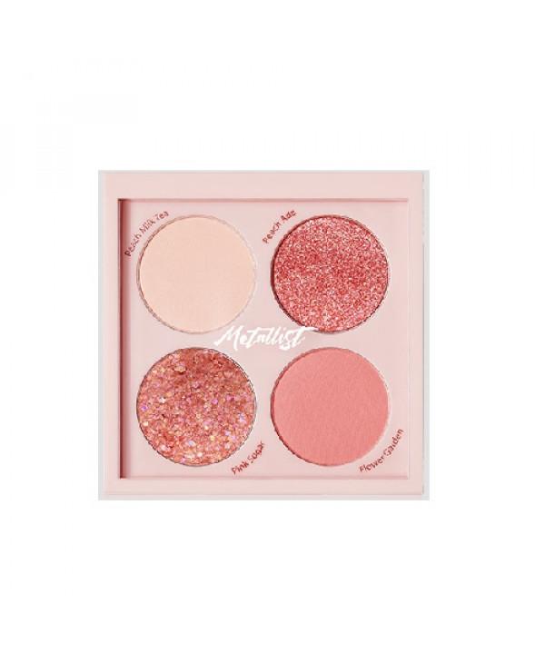 [Request] TOUCH IN SOL  Metallist Starlight Palette - 6.4g #Twinkle Peach