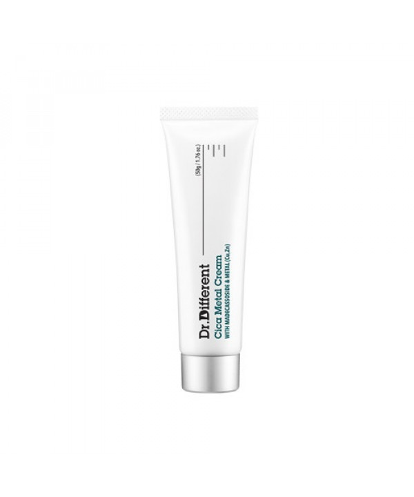 [Request] DR.DIFFERENT  Madeca-R Cica Metal Cream - 50g (Renewal)