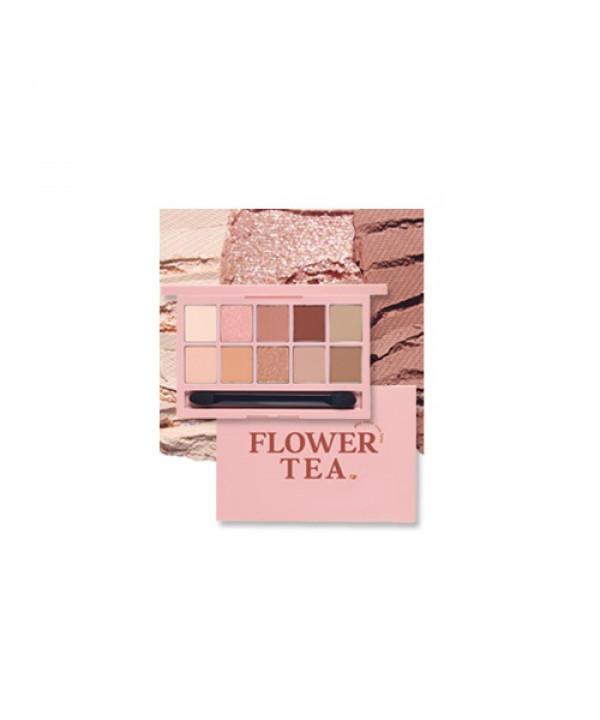 [Request] ETUDE HOUSE  Play Color Eyes - 0.7g x 10ea #Flower Tea Palette