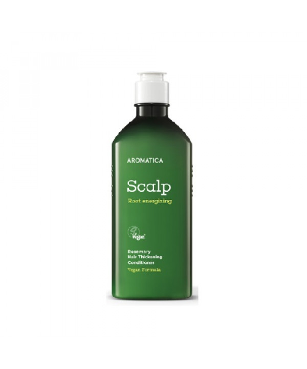[Request] AROMATICA  Rosemary Hair Thickening Conditioner - 250ml