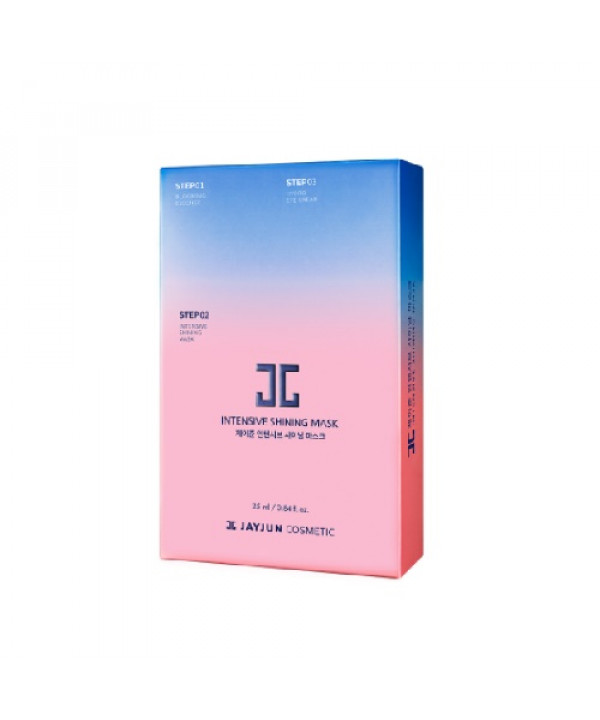 [Request] JAYJUN  Intensive Shining Mask - 1pack (25ml x 10ea)