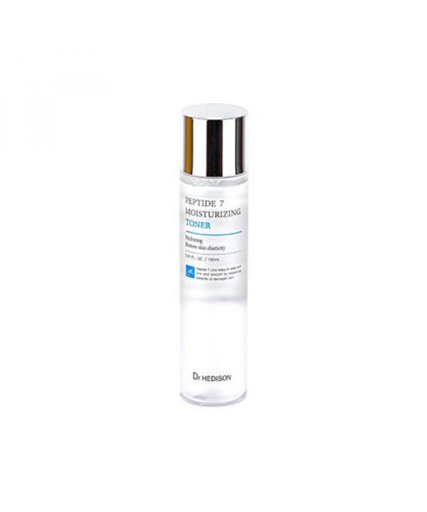 [Request] DR.HEDISON  Peptide 7 Moisturizing Toner - 150ml