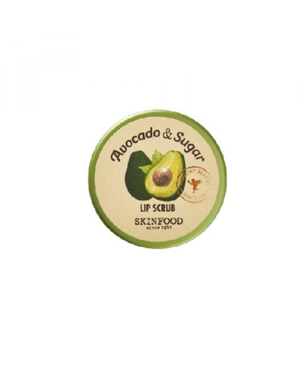 [Request] SKINFOOD  Avocado & Sugar Lip Scrub - 14g