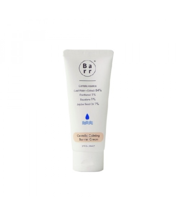 [Request] BARR  Centella Calming Barrier Cream - 80ml