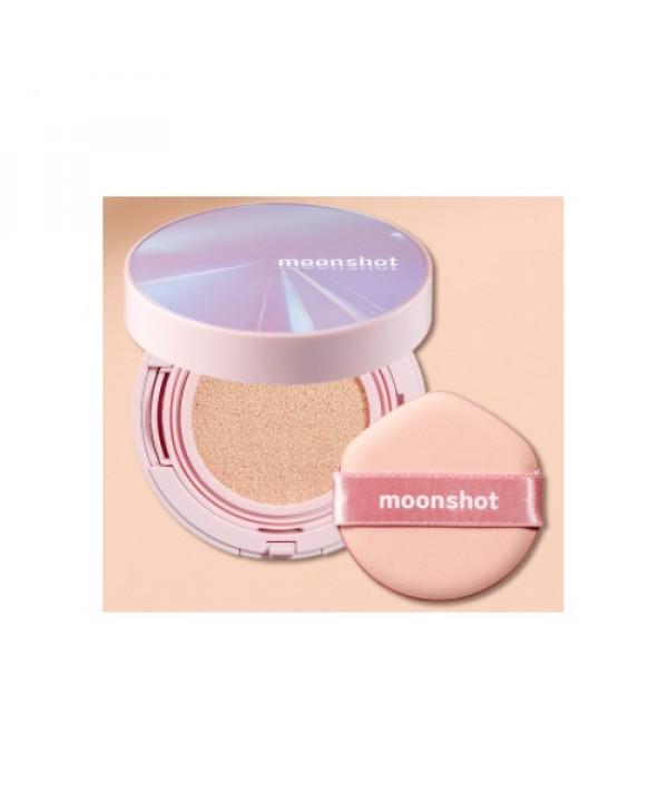 [Request] MOONSHOT  Micro Glassyfit Cushion - 15g #301 Honey Beige (SPF50+ PA++++)