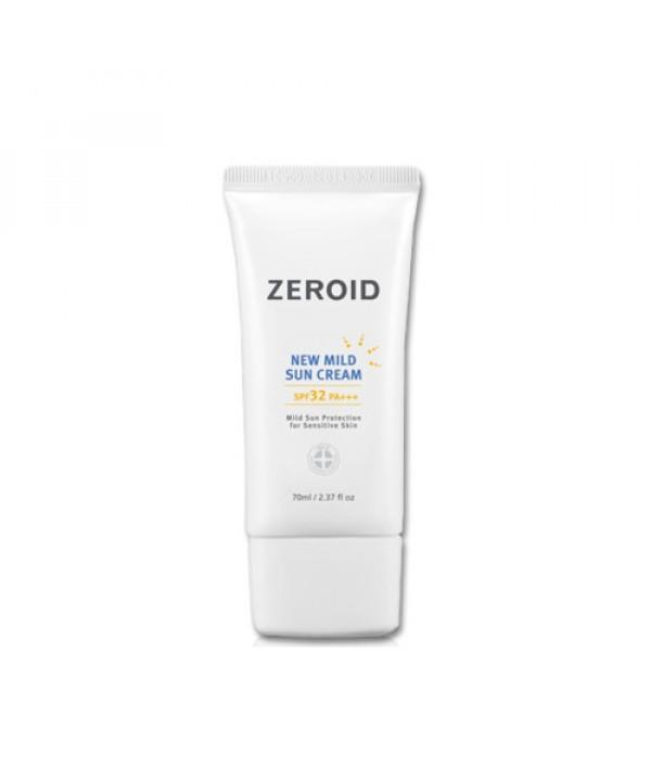 [Request] ZEROID  New Mild Sun Cream - 70ml (SPF32 PA+++)
