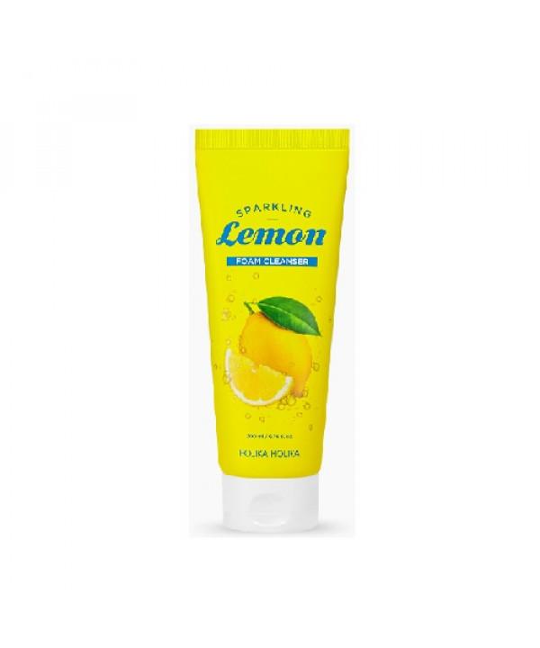 [Request] HOLIKA HOLIKA  Sparkling Lemon Foam Cleanser - 200ml