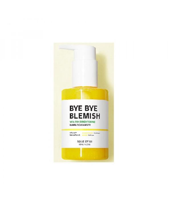 [Request] SOMEBYMI  Bye Bye Blemish Vita Tox Brightening Bubble Cleanser - 120g