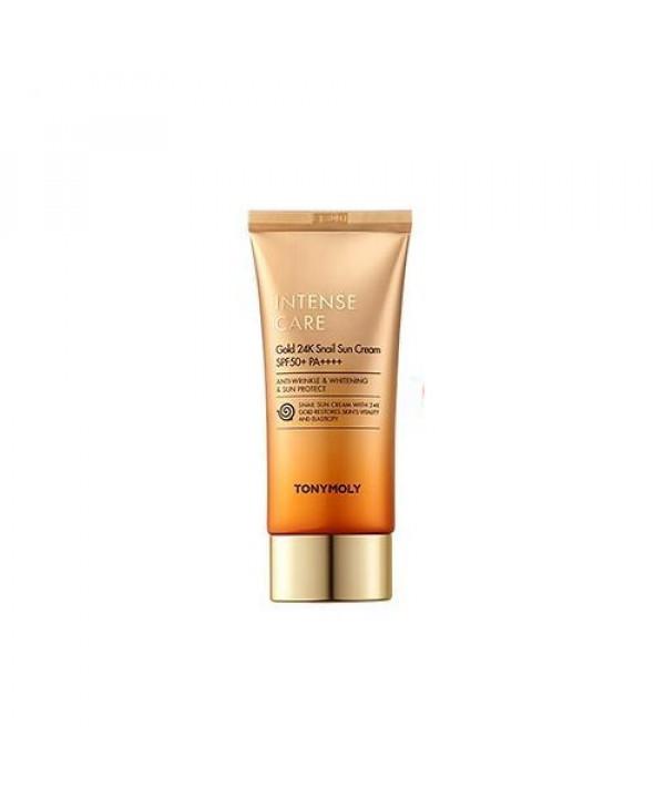 [Request] TONYMOLY  Intense Care Gold 24K Snail Sun Cream - 50ml