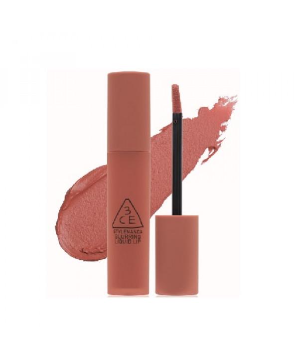 [Request] 3CE  Blurring Liquid Lip - 5.5g #Nude Scene