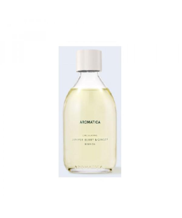 [Request] AROMATICA  Circulating Juniper Berry & Ginger Body Oil - 100ml
