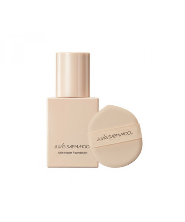 [Request] JUNGSAEMMOOL  Skin Nuder Foundation - 30ml #N Light