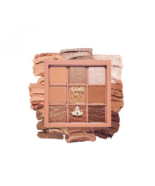 [Request] ETUDE HOUSE  Play Color Eyes - 0.7gx9 #Sand Hill
