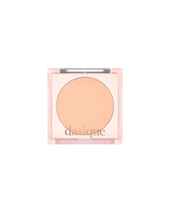[Request] DASIQUE  Pastel Blusher - 4.8g #02 Coral Haze