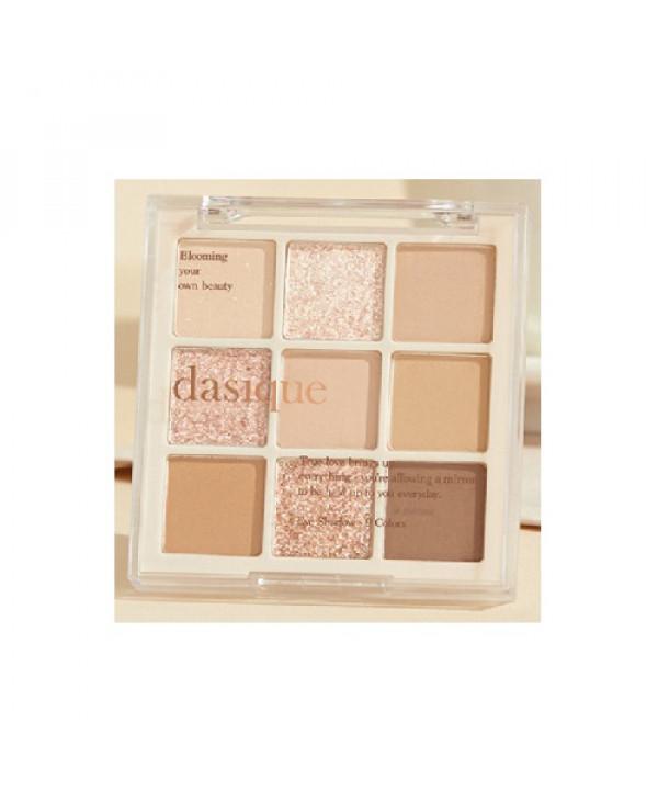 [Request] DASIQUE  Eyeshadow Palette - 8g #07 Milk Latte