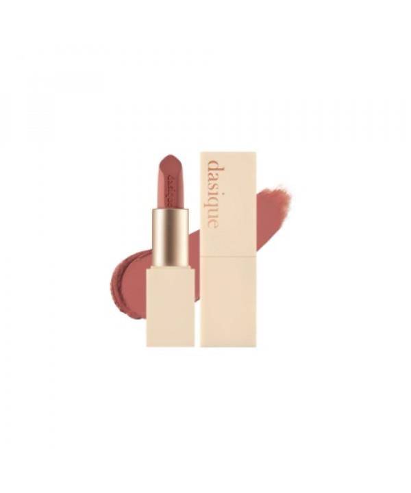 [Request] DASIQUE  Soft Velvet Lipstick - 3.5g #02 Maple Latte