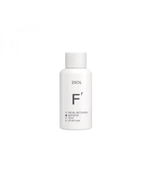[Request] 2SOL  Facial Recovery Booster - 50ml (RENEWAL)