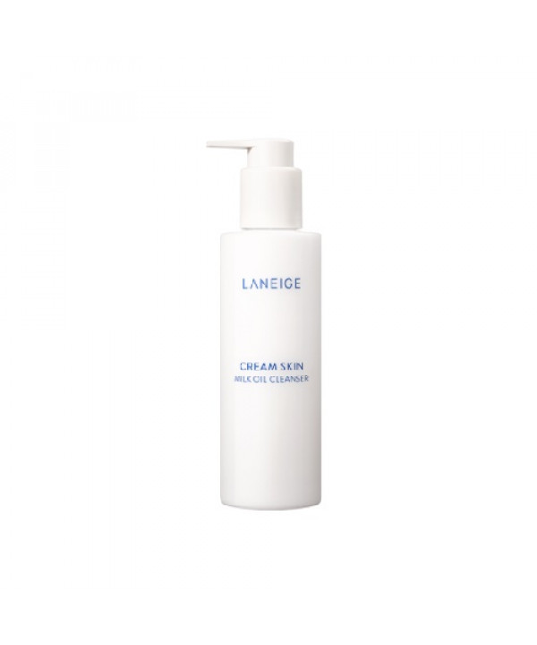 [Request] LANEIGE  Cream Skin Milk Oil Cleanser - 200ml