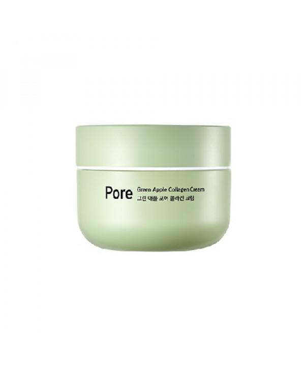 [Request] MILKTOUCH  Green Apple Pore Collagen Cream - 50ml