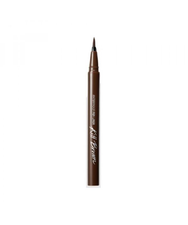 [Request] CLIO  Waterproof Pen Liner Original - 0.55ml #002 Kill Brown