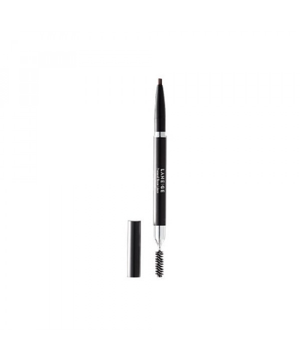 [Request] LANEIGE  Natural Brow Auto Pencil - 1pcs #No.2 Stone grey