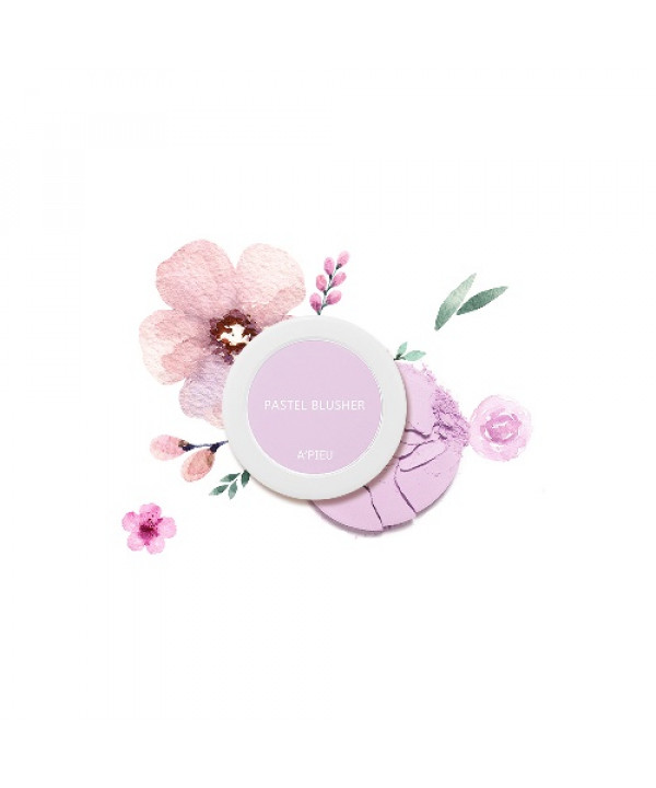 [Request] APIEU  Pastel Blusher - 4.3g