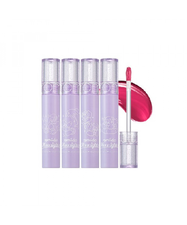 [Request] ROMAND  Glasting Water Gloss & Glasting Water Tint - 4g