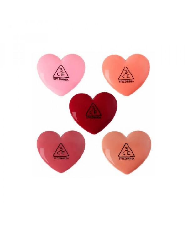 [Request] 3CE  Heart Pot Lip - 1.4g